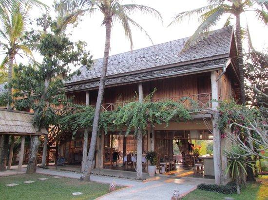 My Dream Boutique Resort: Lobby / Restaurant
