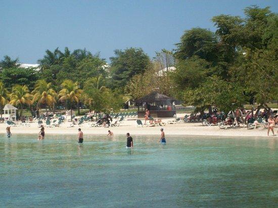 ClubHotel Riu Negril: Beach