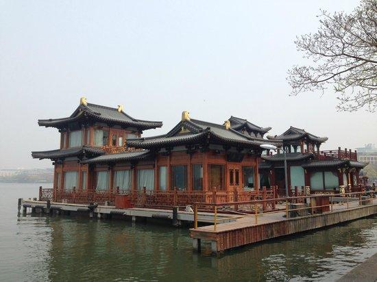 Dahua Hotel: Boats