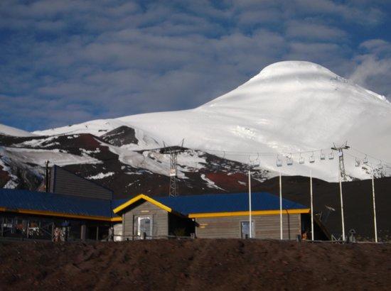 Volcan Osorno: Vulcão Osorno
