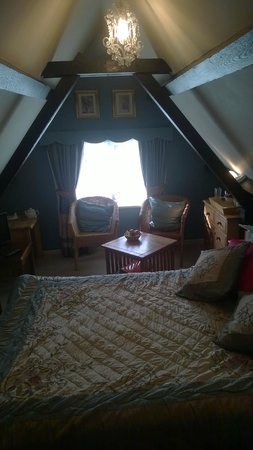 The Tollgate Inn: Bedroom