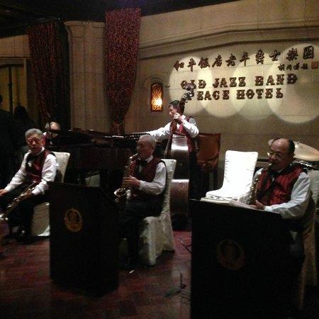 SSAW Boutique Hotel Shanghai Bund: Peace Hotel Jazz