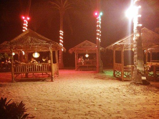 Elements Boutique Resort & Spa Hideaway: Bamboo restaurant