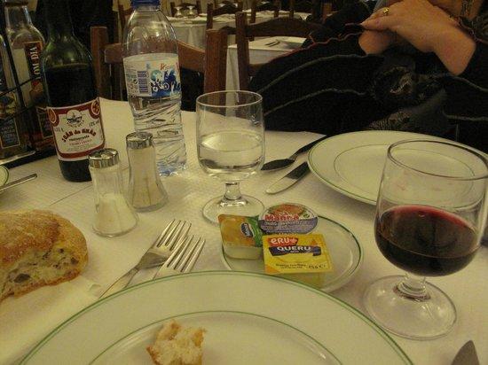 Joao do Grao: L'apéritif et les entrées