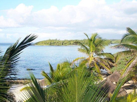 Le Peninsula Bay Beach Resort: vue chambre 108 supérieure