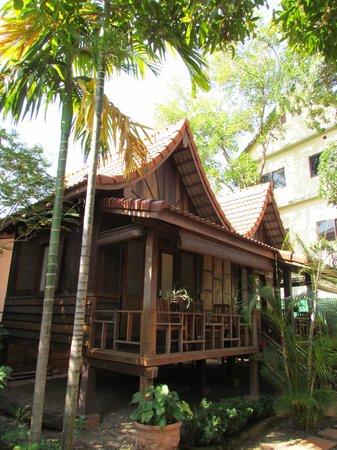 Auberge Sala Inpeng (Mekong Riverside Inn): Rooms