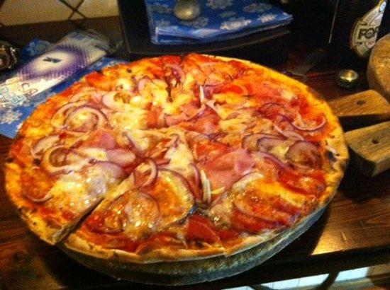 Pizzeria Dal Ciaccia : SOOOOO GOOD :)