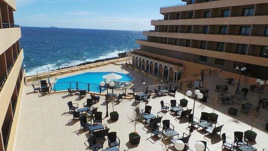 Radisson Blu Resort, Malta St Julian's: External Hotel