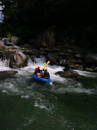 Villas Pico Bonito : Rafting Rio Cangrejal