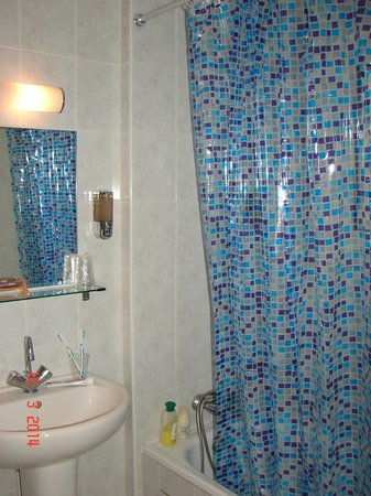 De Paris: ванная комната