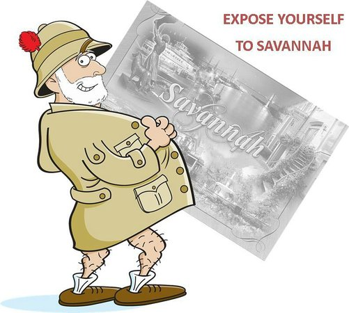 Savannah Walking Tours with Tony Higgins: Our newest walking tour:  Savannah Exposed