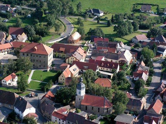 Auerstedt, Germany: Südlicher Dorfkern