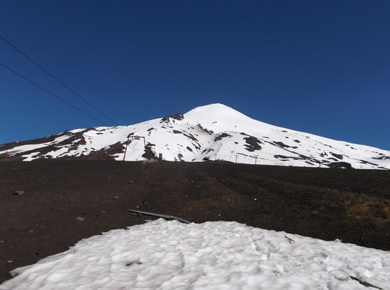 Volcan Villarica: Vulcão Villa Rica