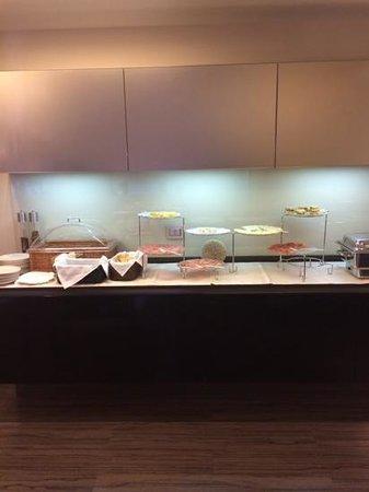 Hotel Carla: colazione salata