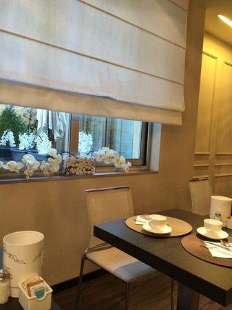 Hotel Carla: sala colazioni