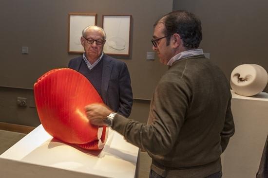 FAM - Fabbriche Chiaramontane di Arte Moderna: mostra Rocco Genovese 2014
