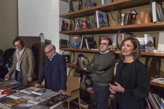FAM - Fabbriche Chiaramontane di Arte Moderna: presentazione Mostra Rocco Genovese