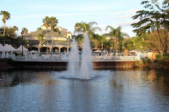 Sheraton Vistana Resort Villas- Lake Buena Vista: Poolbereich