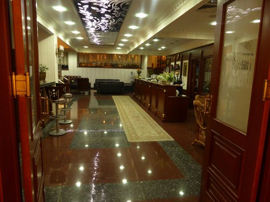 The Byzantium Hotel & Suites : Lobby