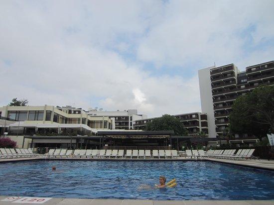 Club Med Da Balaia: La piscina