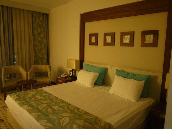 Baia Lara Hotel: Bed