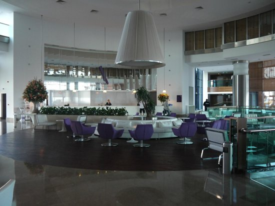 Baia Lara Hotel: Reception