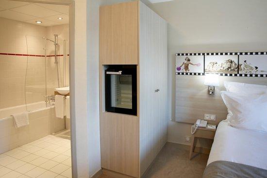 BEST WESTERN  Les Bains Hotel & SPA : Mini bar