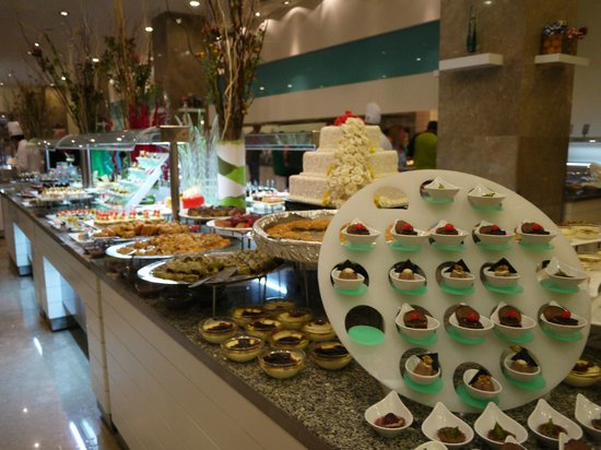Baia Lara Hotel: Sweet selection