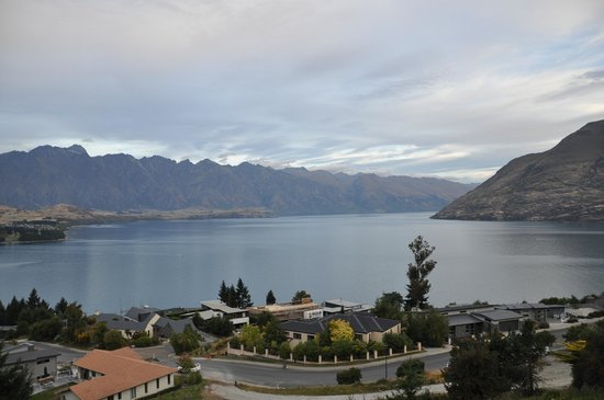 Mercure Resort Queenstown: View form the Hotel