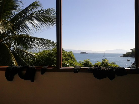 Favela Chic Hostel: view from room