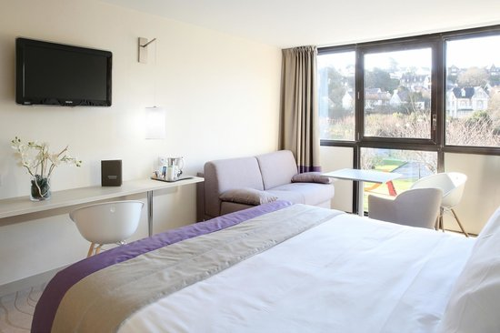 BEST WESTERN  Les Bains Hotel & SPA : Suite junior