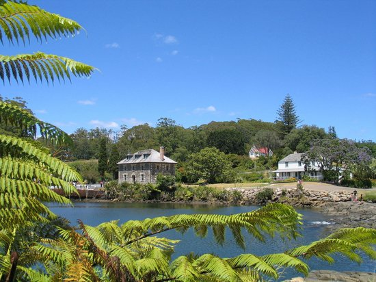 The Stone Store & Kemp House - Kerikeri Mission Station