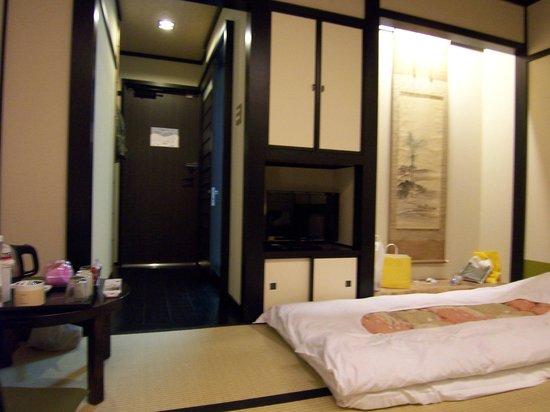 The Edo Sakura: room