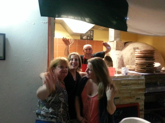 Bella Napoli: having fun with augustino