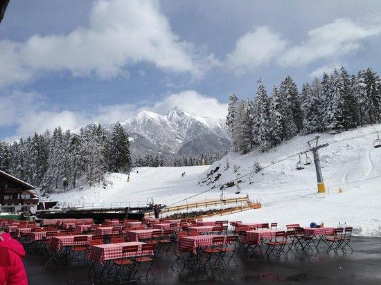 Hotel Bergland: Seefled ski slope