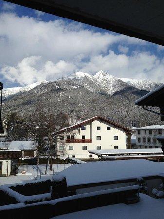 View of Hotel Bergland