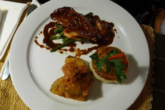 Un Déjeuner à Marrakech : Un Déjeuner à Marrakech Chicken Thai Style