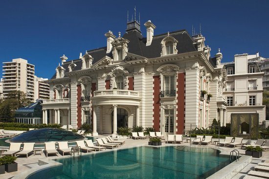 Four Seasons Hotel Buenos Aires: Mansion & Pool view