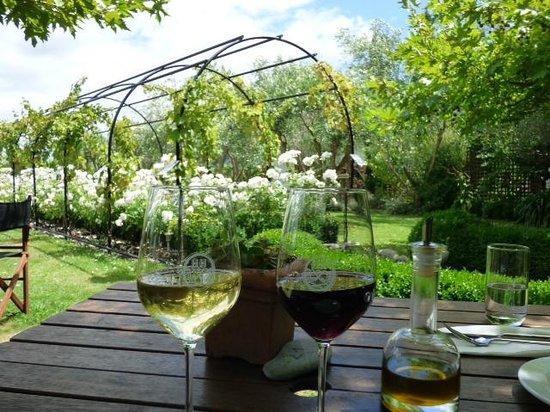 Hans Herzog Estate: wine and roses