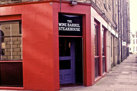 The Wine Barrel Steakhouse Ltd: Welcome to The Wine Barrel Steakhouse...