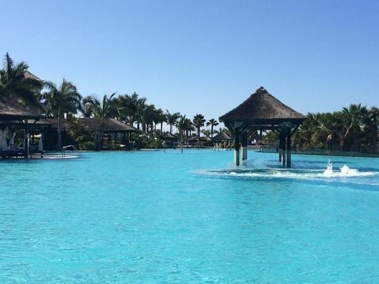 Gran Melia Palacio de Isora Resort & Spa : Lagoon Pool