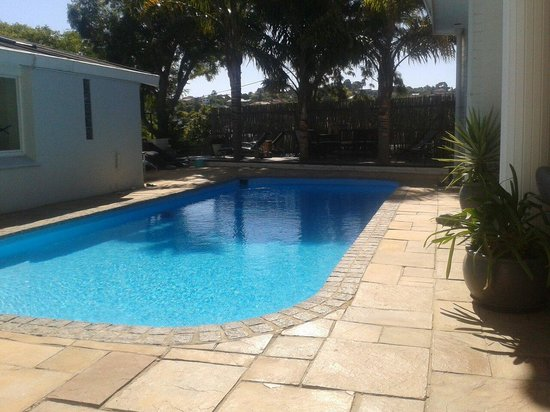 Southern Cross Guesthouse: Pool