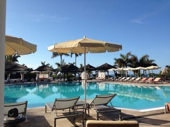 Gran Melia Palacio de Isora Resort & Spa: Red Level Pool