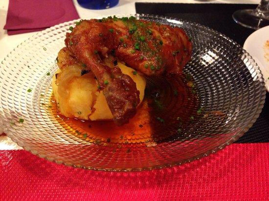 Gastromaquia : Rabbit yum!!