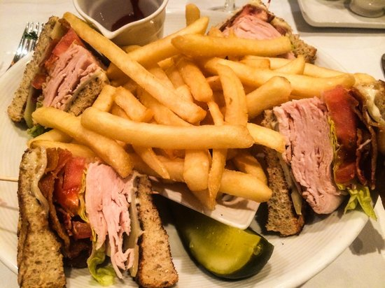 Phoenix Airport Marriott: Turkey Club