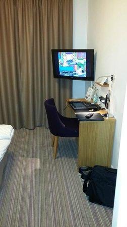 Hotel Hogland: Skrivbord
