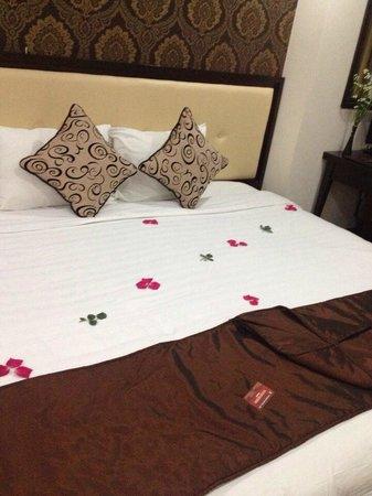 Hanoi Serene Hotel: Номер