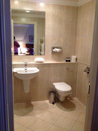 The Fairview: Great bathroom