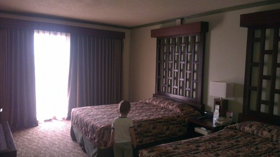 Bayview Hotel Guam: Номер 805