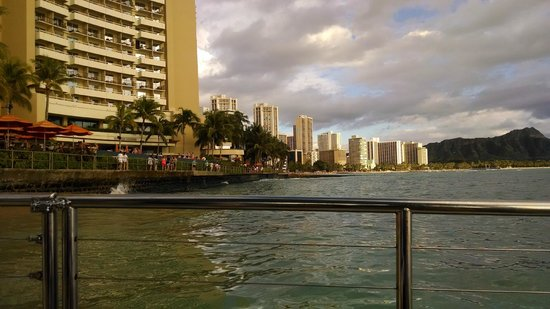 Maita'i Catamaran: from the boat